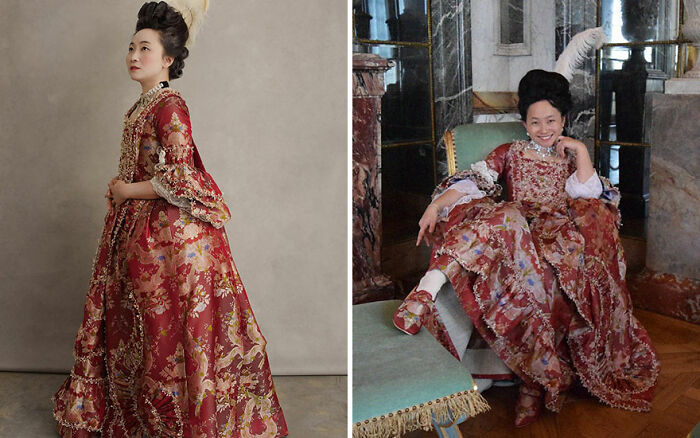 This Anesthesiologist Recreates Historical Clothes From The 1700s (30 Pics)