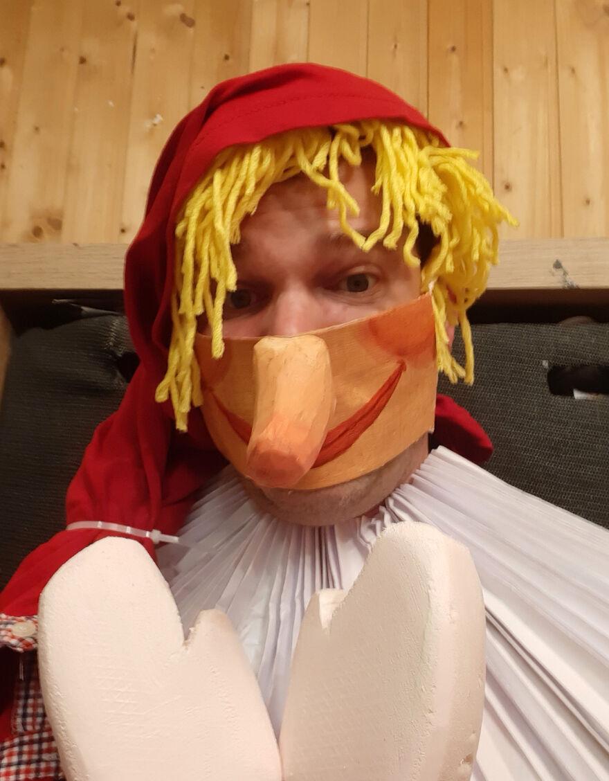 Casper The Puppet