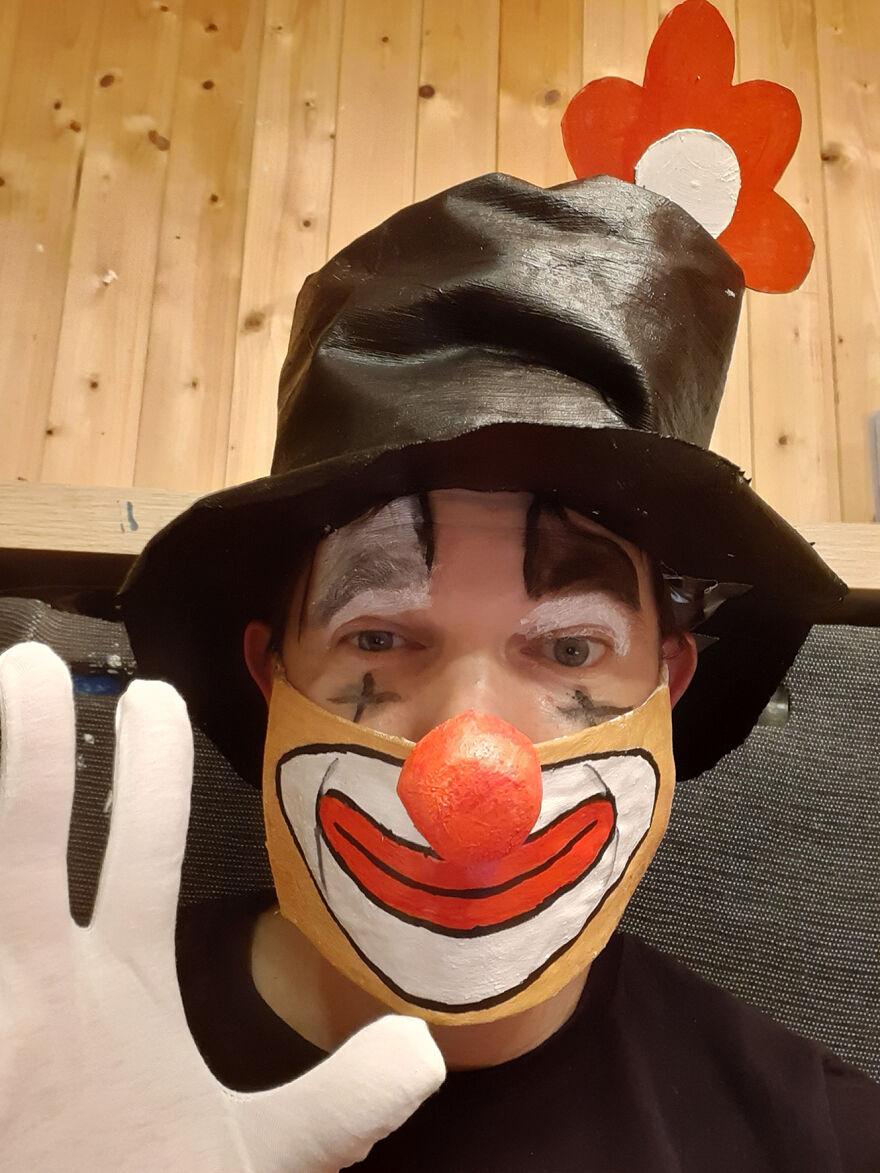 Enrico The Clown