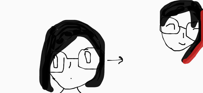 Me....taller....with Cool Hair.....idk