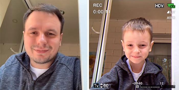 Viral-Tiktok-Trend-Retro-Filter-Parents-Children