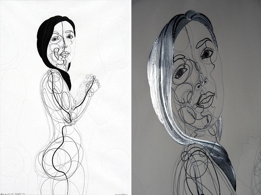 Alice Zwischen Den Spiegeln