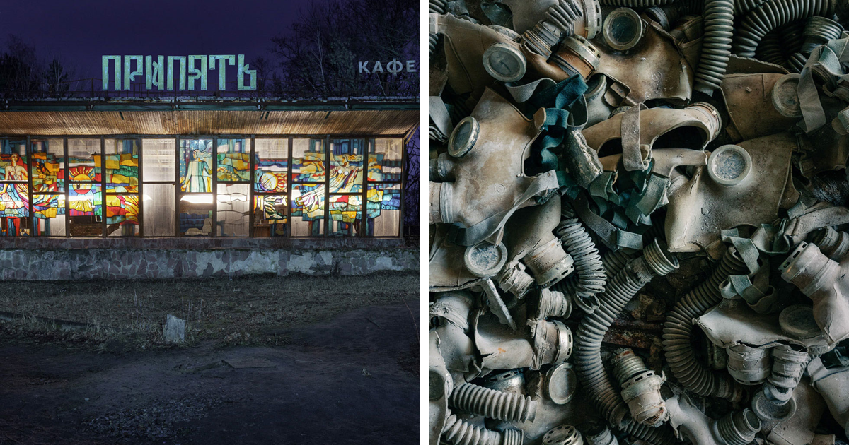 35 Years After The Disaster: My 40 Photos From The Chernobyl Exclusion Zone
