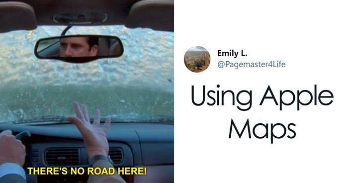 People On Twitter Are Roasting Apple Maps And Here Are 29 Of The Funniest Posts