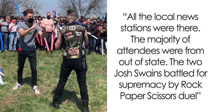 Dozens Of People Named Josh Join Friendly Battle For Naming Rights, Tumblr User Recaps It