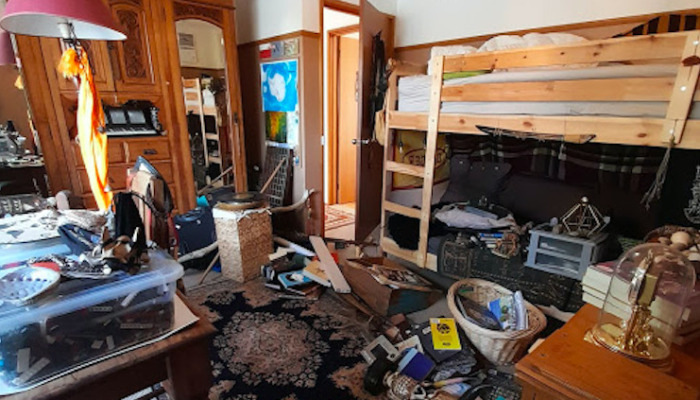 Hey Pandas, Post A Picture Of Your Room In Its Messiest State (Closed)
