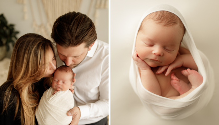 Here's Some Of My Newborn Photography Done In Chicago