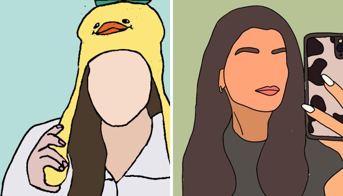 I Turned People Into Cartoons