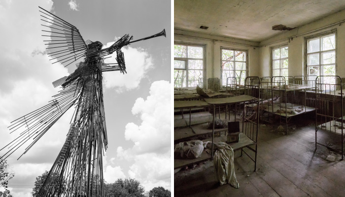 35 Years Later: My 25 Photographs Capture The Loneliness Of The Chernobyl Exclusion Zone