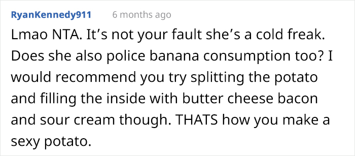 """'Karen' Coworker Reports A Woman For Eating """"Sexy Potatoes"""" At Work, Office Drama Ensues"""
