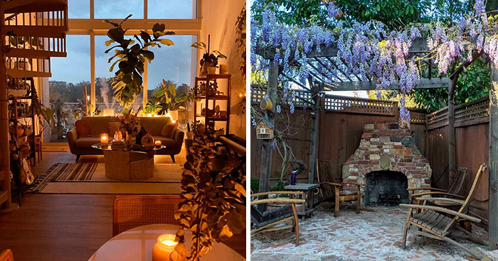 People Are Sharing Their Cozy Places And The Pics Look Very Inviting (40 Pics)