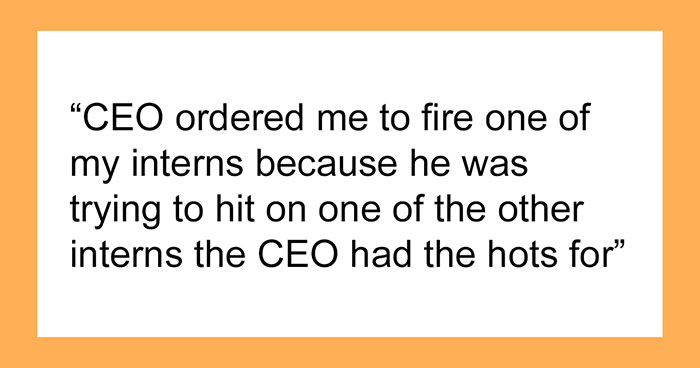 Employers Share 30 Of The Wildest Reasons They Had To Fire Someone