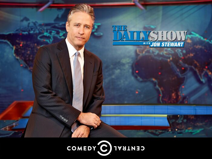 Jon Stewart Hosting Daily Show