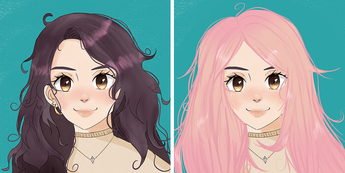 I'd Like Pink Hair, Please Lol