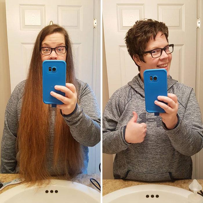 ¡Lo hice! 71 centímetros para Cabello de ángel para niños (Angel Hair For Kids)