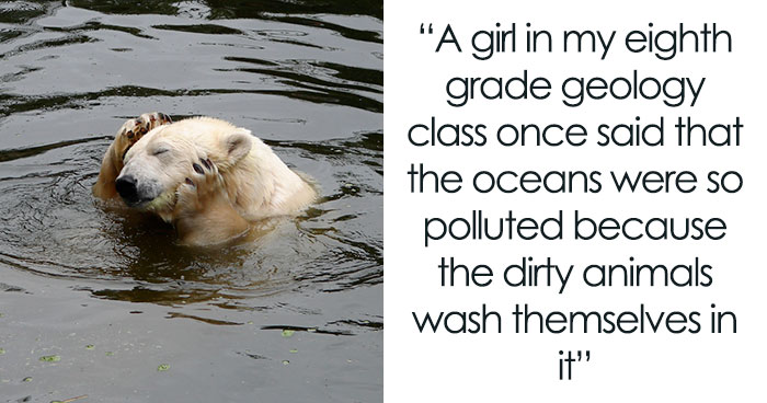 45 Of The Dumbest Things People Said Without Even Realizing It