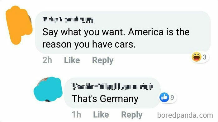 America Is The Reason You Have Cars