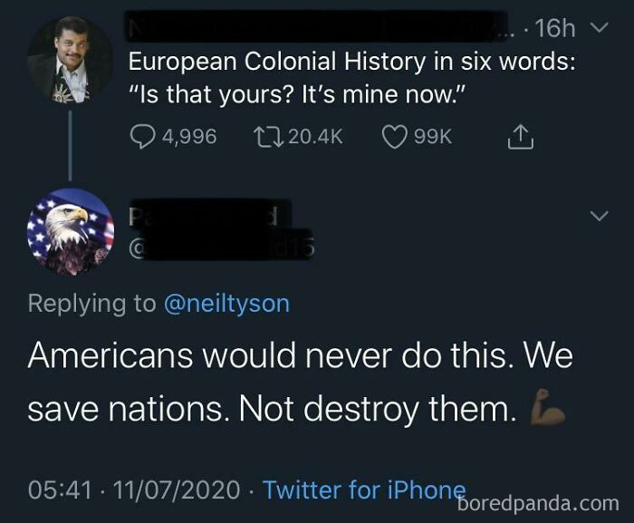"""We Savez Nations Not Destroy Them"""