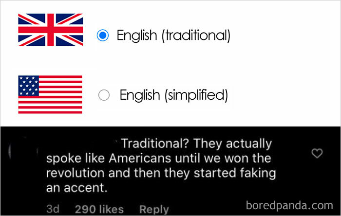 """""""They Started Faking An Accent"""""""