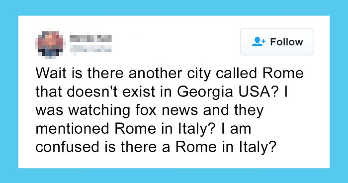 50 Times People Just Had To Take A Screenshot Of Americans Being Unbelievably Clueless