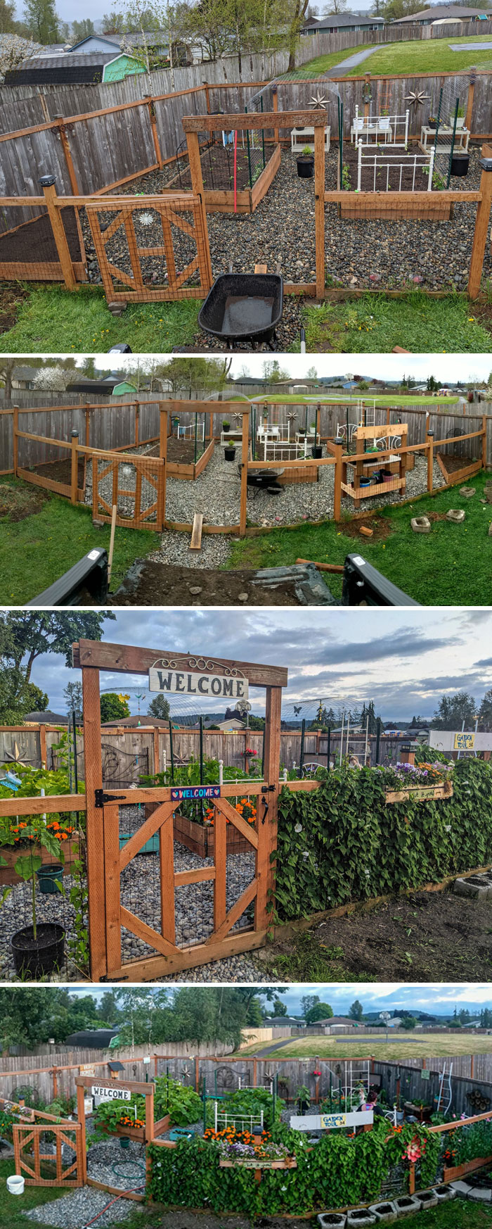 The Quarantine Garden I Built For My Wife
