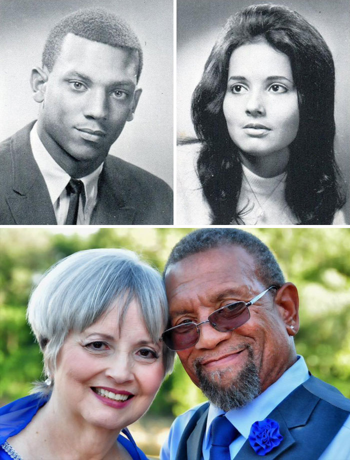 Howard Foster And Myra Clark Reconnected And Married More Than 45 Years Later After Racism Forced Them Apart. They Now Hold Hands While They Fall Asleep Every Night