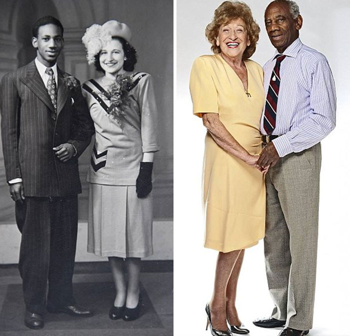 Marie's Family Abandoned Her After She Married Jake, Her True Love In 1948. They're Still Happily Married For Over 70 Years Through The Power Of Love