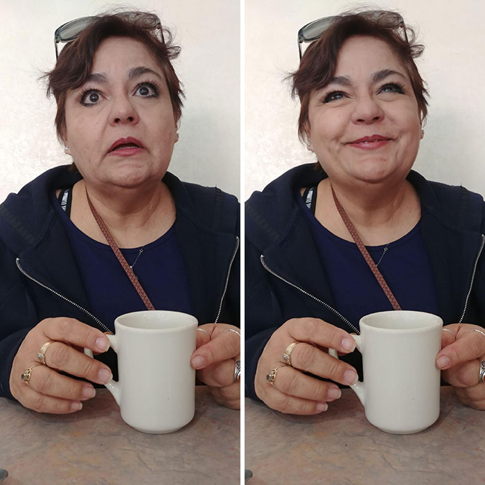 """My Wife Before And After Saying """"I Love You"""""""