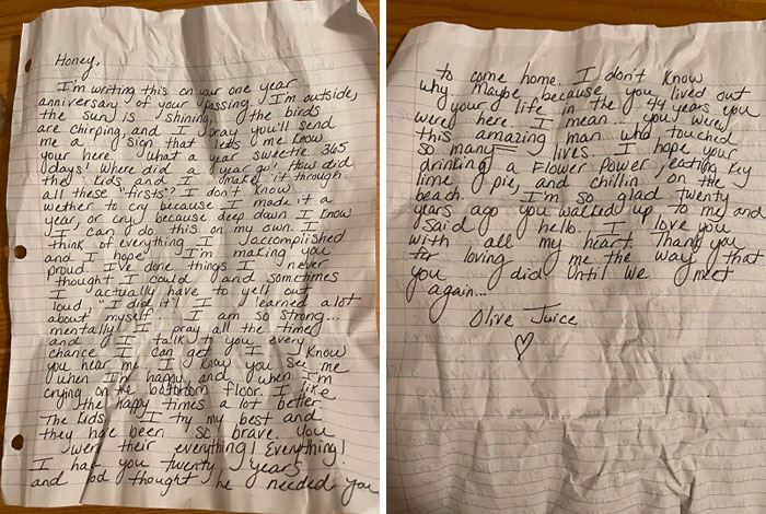 My Mother-In-Law Found A Message In A Bottle Washed Up On The Beach This Weekend. East Coast