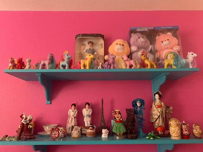 My Vintage Toys And Dolls/Knick-Knacks From Around The Globe