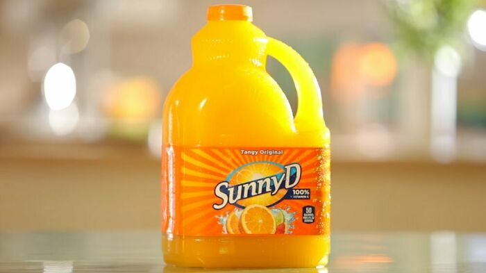 Sunny D - Your Mom Is The Coolest!