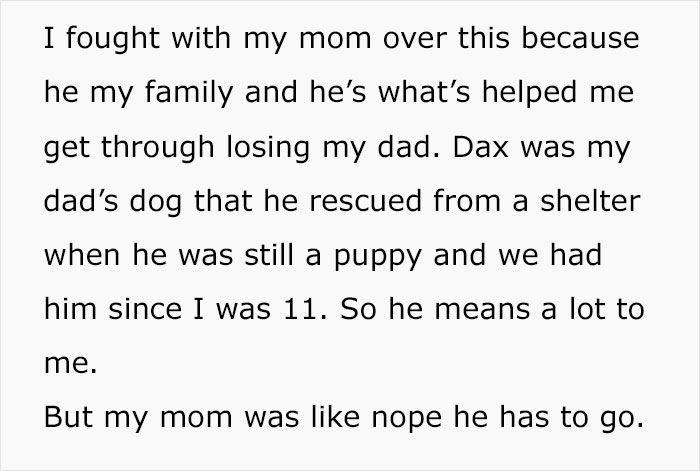 Teenager Is Forced To Choose Between His Beloved Dog And His Family, He Chooses Dax The Dog