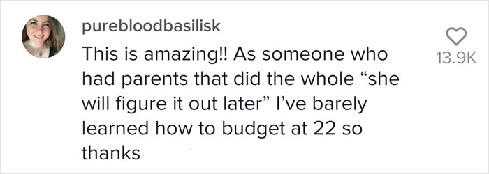 Mom Explains How She Teaches Her 7 Y.O. Daughter About Budgeting By Charging 'Rent'