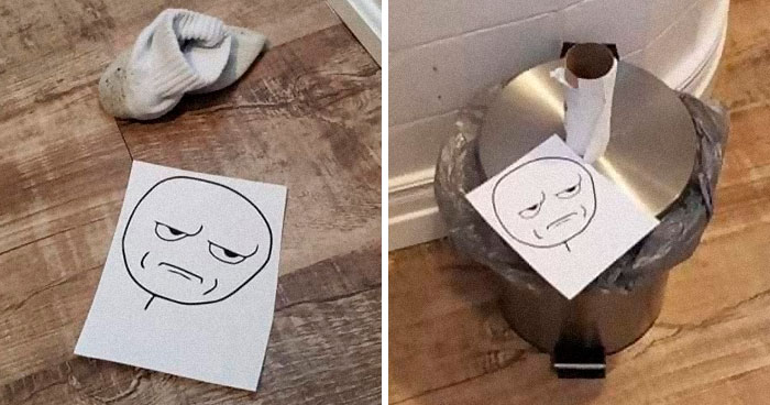 Mom Finds A Hilarious Way To Deal With Her Kids' Mess Without Nagging Them, Other Parents Share Their Tactics Too