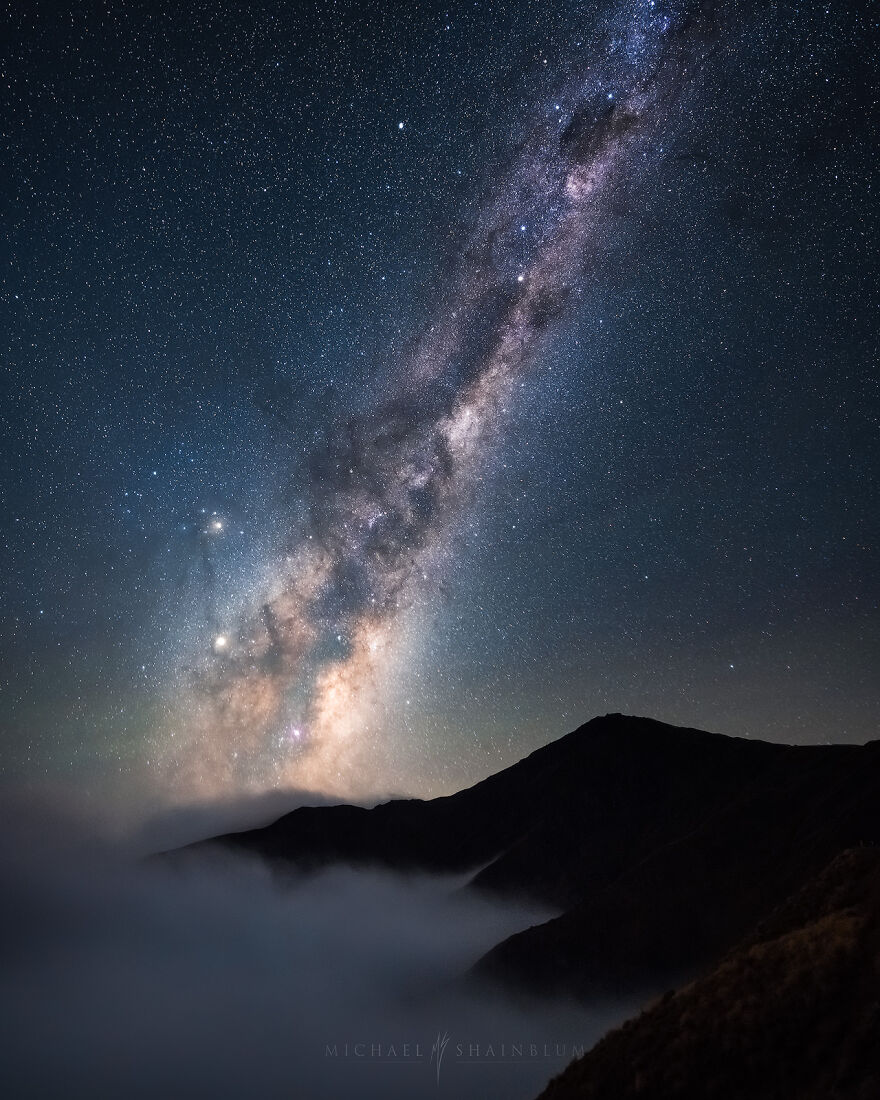 I Created An 8K Timelapse Video From 50,000 Still Photographs Of New Zealand