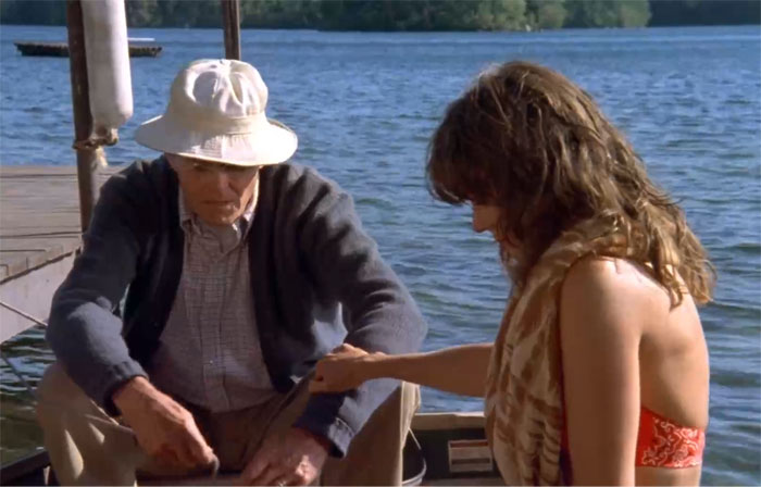 Henry Fonda And His Daughter Jane Shared The Screen In On Golden Pond (1981)
