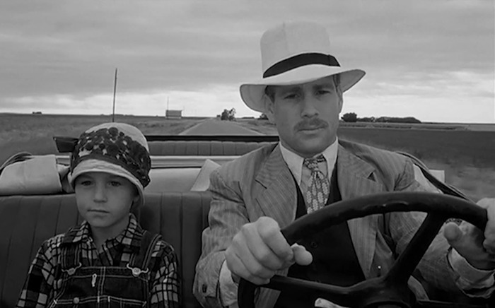Ryan O'Neal Played In The Movie Paper Moon (1973) With His Daughter Tatum