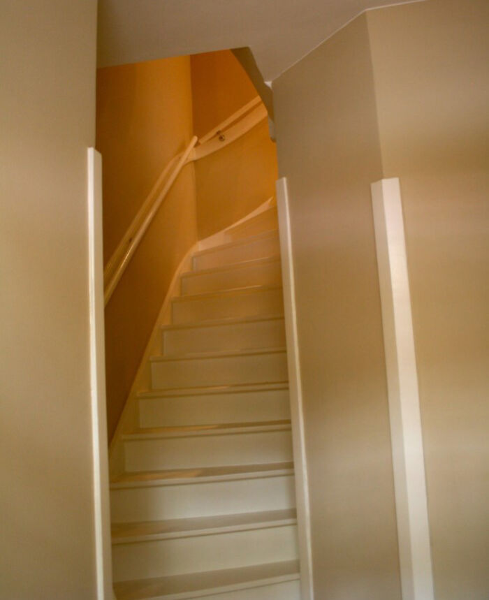 In The Netherlands, Stairs Are Usually Very Steep And Narrow