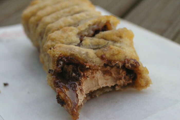 Fried Mars Bars Are A Thing In Scotland