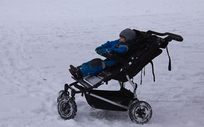 In Scandinavian Countries, Parents Leave Their Kids To Nap Outside In Cold Temperatures