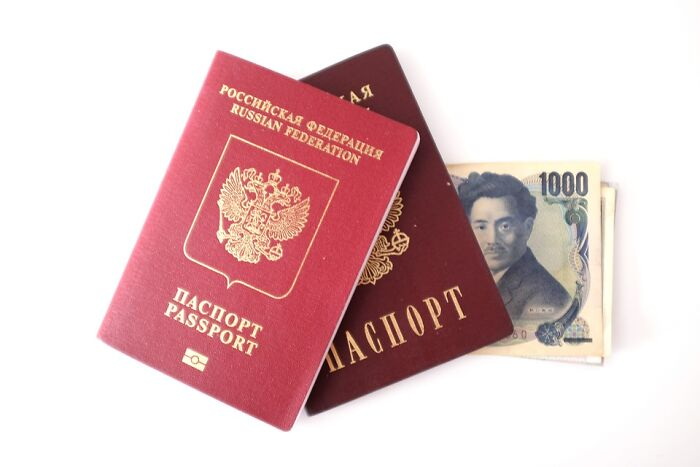 Russians Have 2 Passports