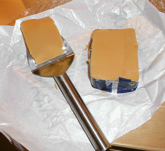 The Swedish Use A Special Cheese Slicer Instead Of A Knife