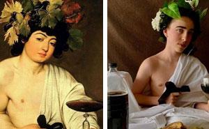 """La página de Instagram """"Tussen Kunst & Quarantaine"""" tiene increíbles recreaciones de pinturas"""