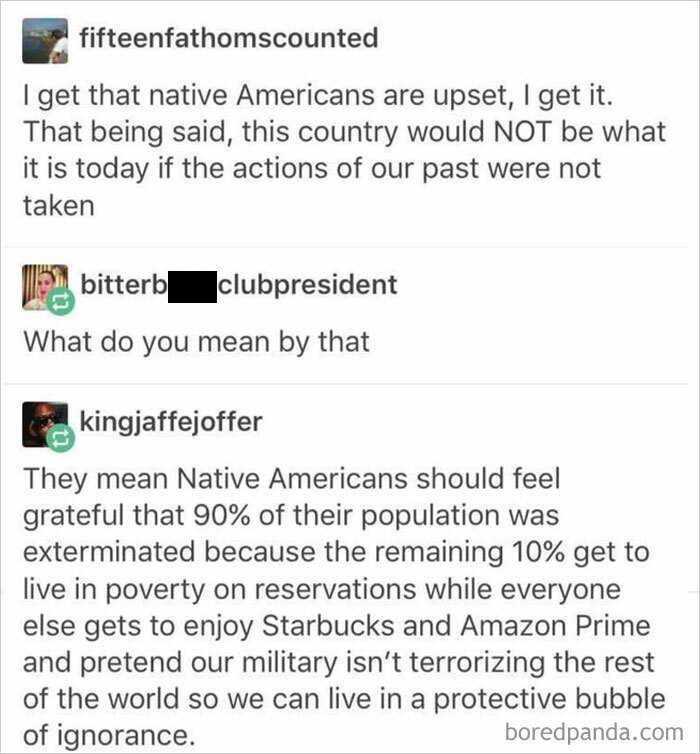 """""""I Get That Native Americans Are Upset, I Get It"""""""