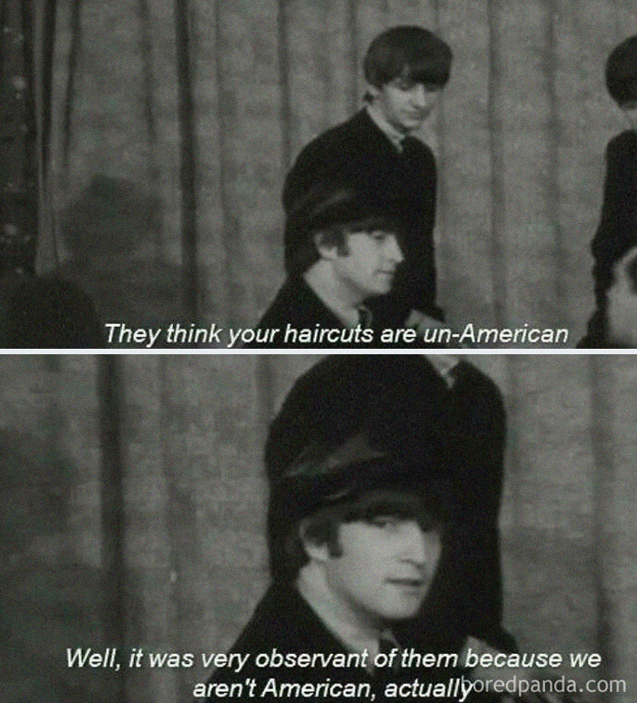 Your Haircuts Are Un-American