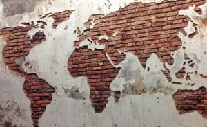 30 Mapas informativos que podrían cambiar tu perspectiva de las cosas (nuevas imágenes)