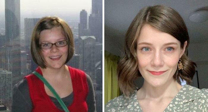 De 13 a 24 años. Creo que envejezco al revés