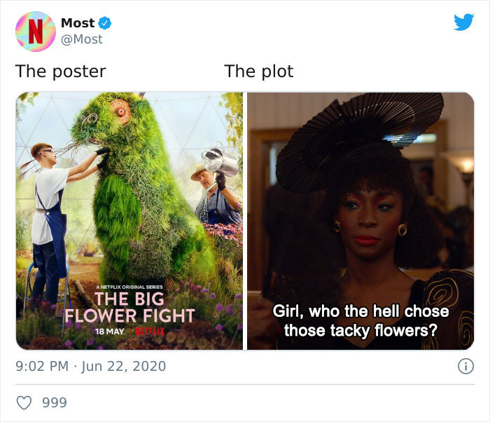 The Big Flower Fight (2020-)