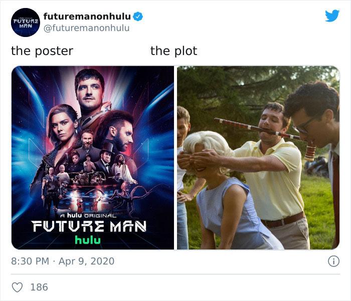 Future Man (2017-2020)
