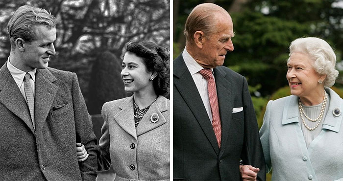 18 Photos From The Life Of Prince Philip Who Passed Away This Morning At The Age Of 99